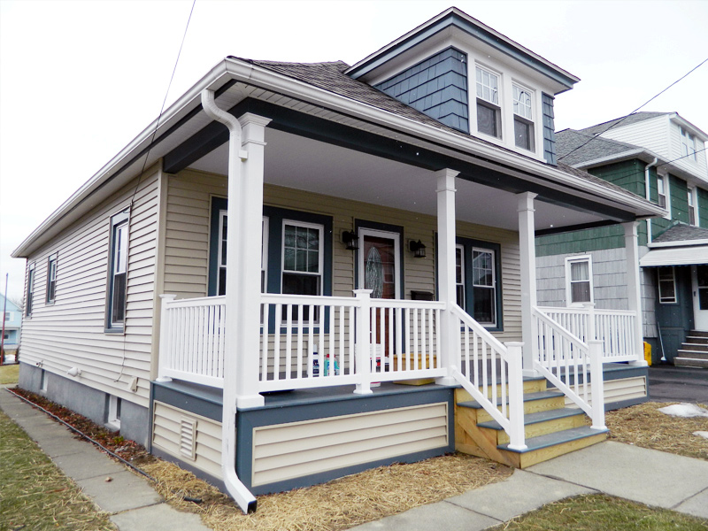 A Home Built by McNamara Construction in Binghamton